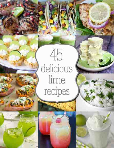 lime-recipes