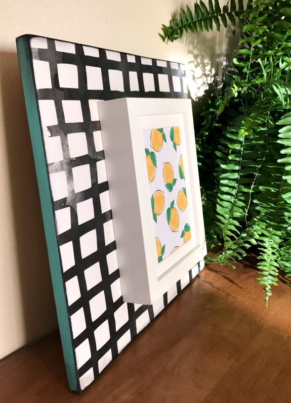 DIY Wooden Frame