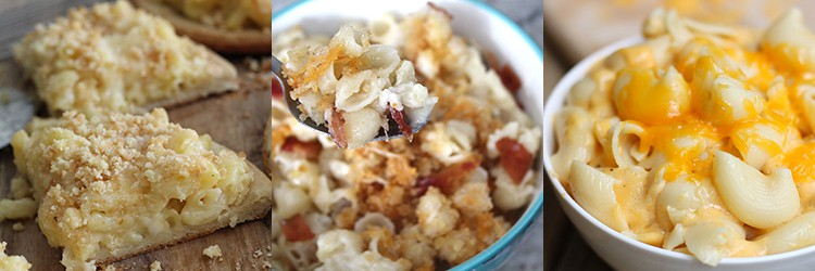 Mac N' Cheese Recipes from Over the Big Moon!