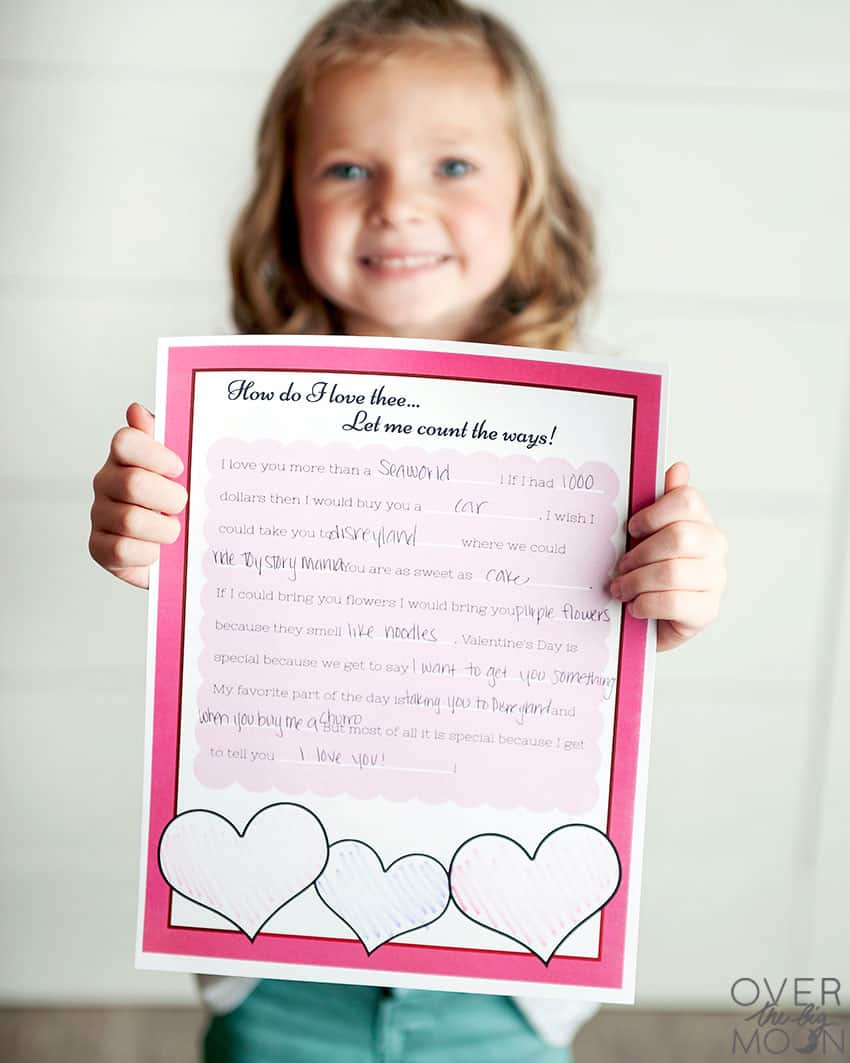 Valentine's for Grandparents -- from overthebigmoon.com!