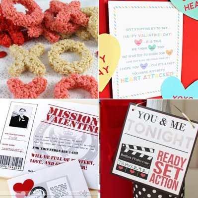 Valentine's Day Stay at Home Activities for Families & Adults! From overthebigmoon.com!