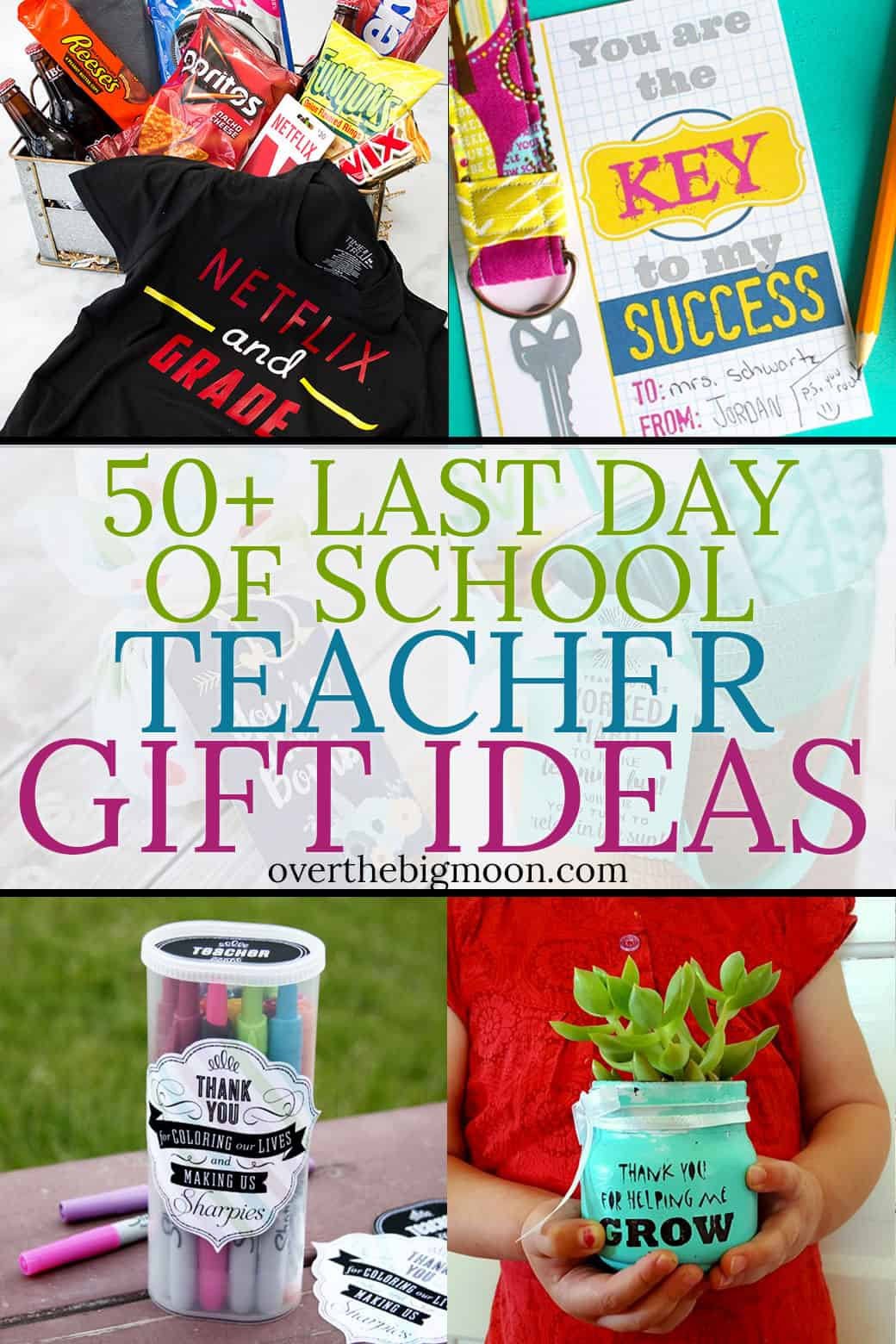50 End Of School Year Teacher T Ideas