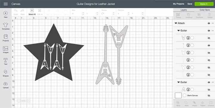 Guitars Design Space File