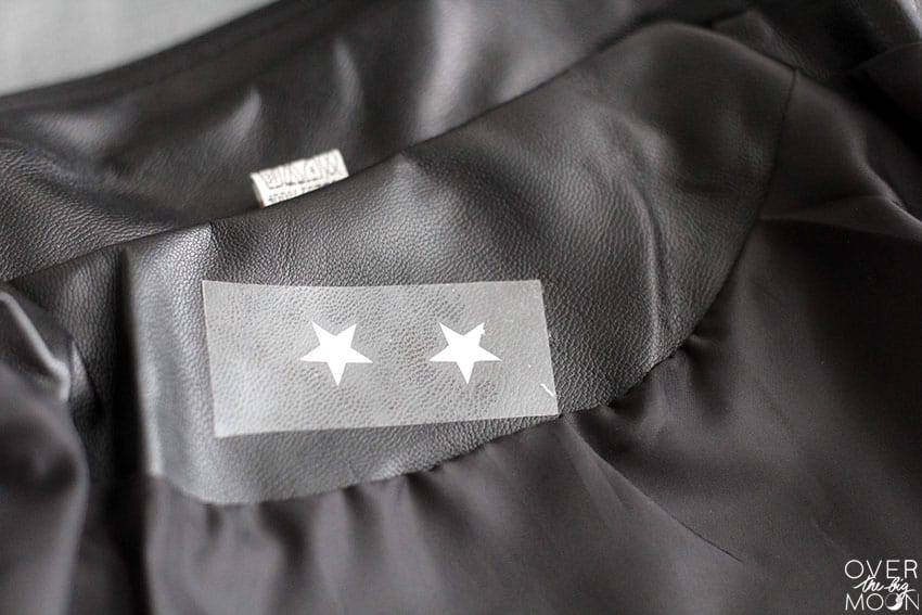 Test on jacket from overthebigmoon.com!