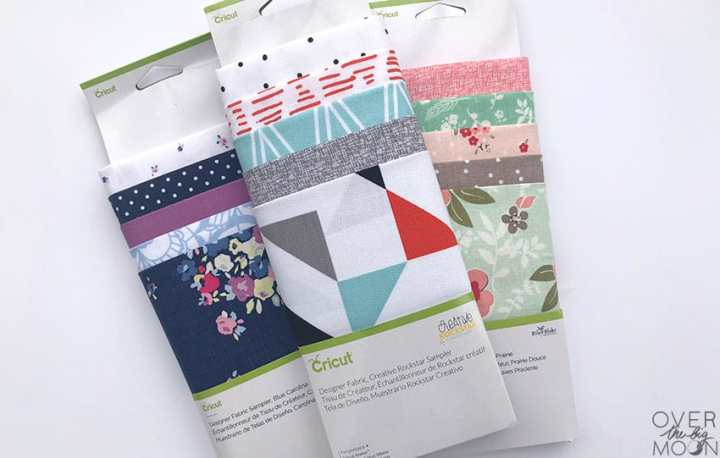 Designer Fabrics from Cricut