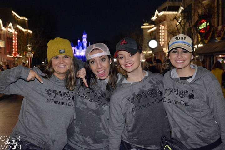 Disney Diet Hoodies for Disneyland