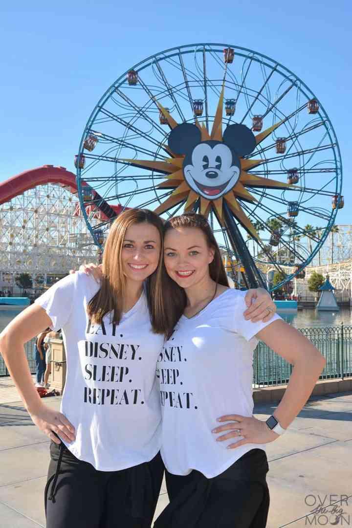 Eat. Disney. Sleep. Repeat T-Shirt