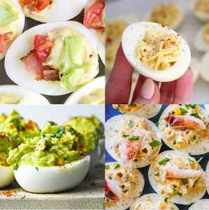 Best Deviled Egg Variations