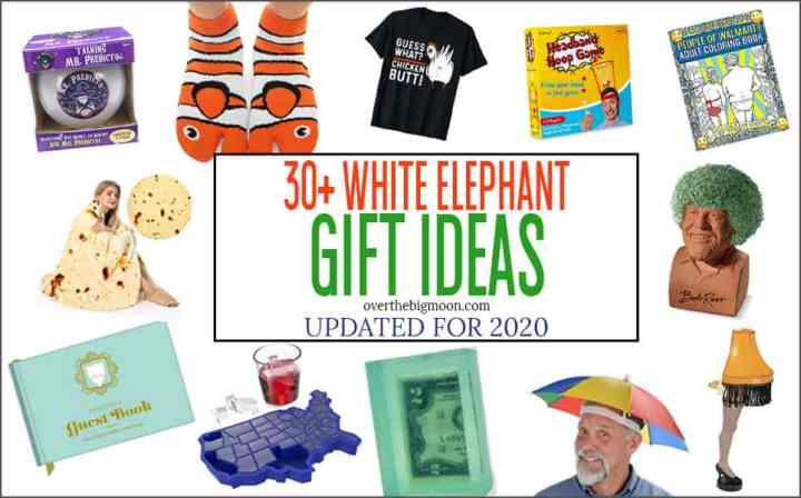 30 Of The Best White Elephant Gifts Under 15 Over The Big Moon