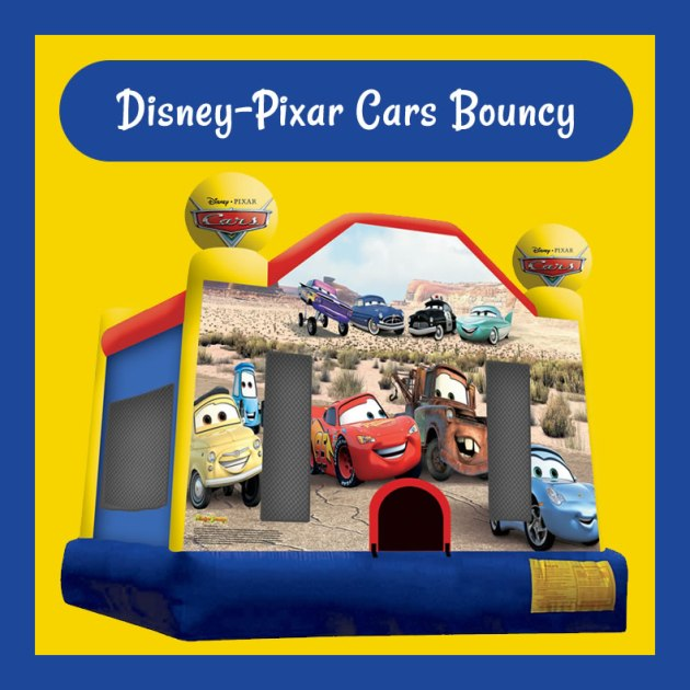 Disney-Pixar Cars Bouncy