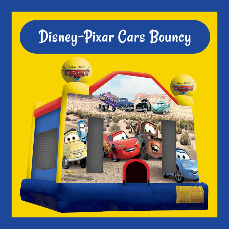 Disney-Pixar Cars Bouncy