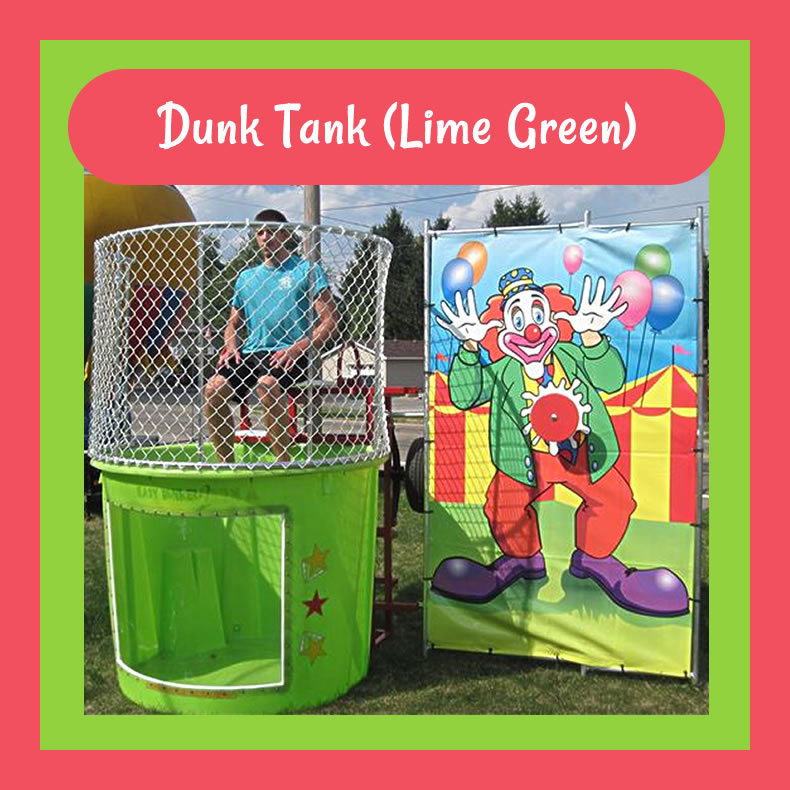 Dunk Tank (Lime Green)