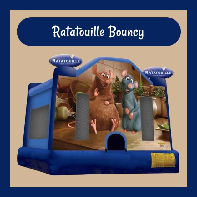 Ratatouille Bouncy