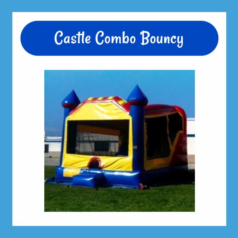 Castle Combo Bouncy