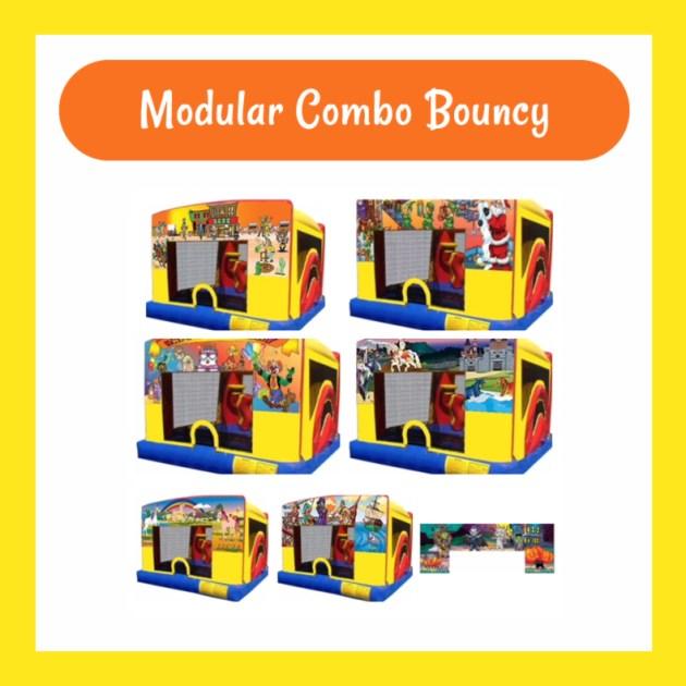 Modular Combo Bouncy