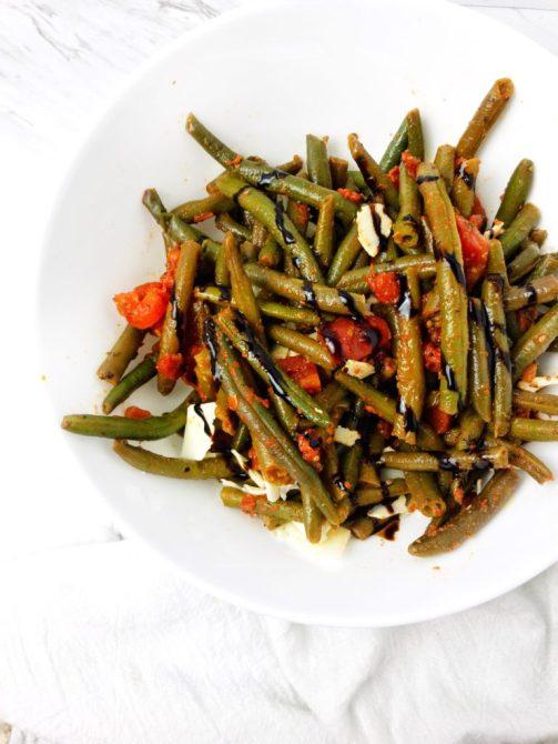 Easy Green Bean Salad Recipe