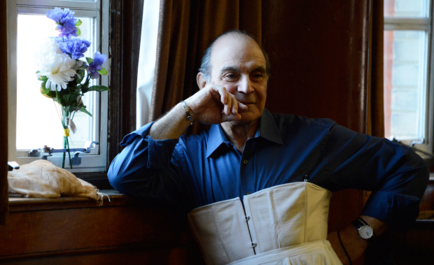 David Suchet as Lady Bracknell in The Importance of Being Earnest 2015 - DR