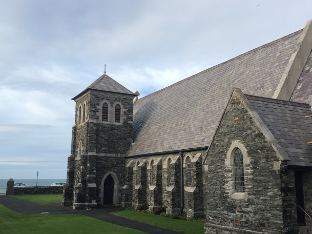 Saint Catherine Church in Port Erin, Isle of Man