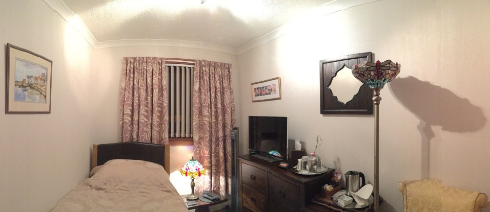 My room in Portree