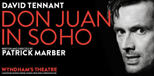 Don Juan in Soho starring David Tennant - DR