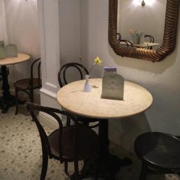 Tea Time at Harriet's in Cambridge