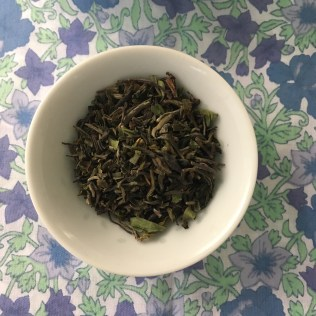 Dégustation Darjeeling Singtom First Flush 2017 Dammann ©Chloé Chateau
