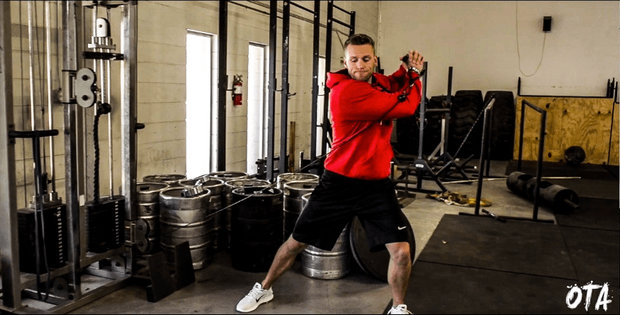 Core Exercises for Baseball Players