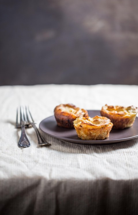 doughless potato knishes for passover on overtimecook.com