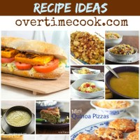 Over 50 Meatless Meal Ideas