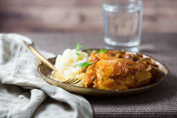 Tomato and Red Wine Braised Chicken3