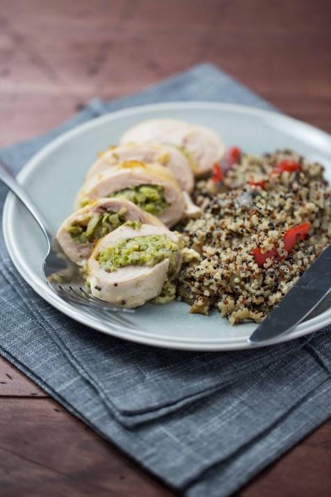 broccoli stuffed chicken capons2