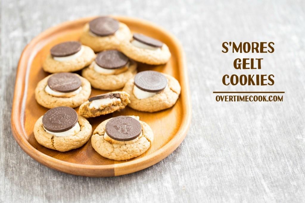 smores-gelt-cookies