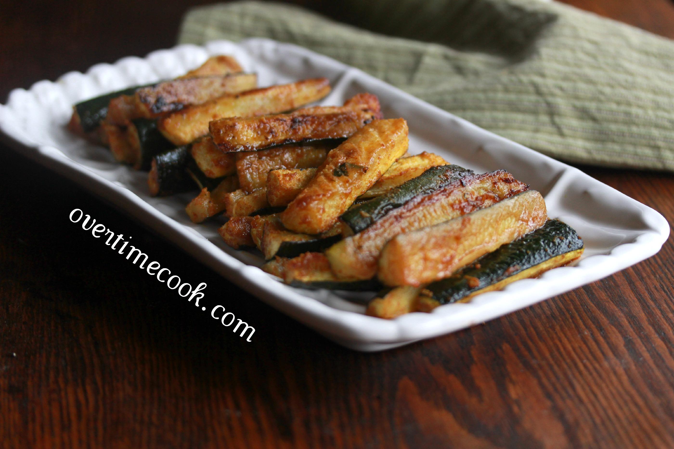 Spicy Veggie Sticks – Recipesbnb