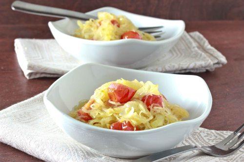 spaghetti squash 1