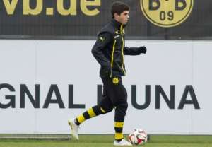 Christian Pulisic was promoted to the Dortmund first team over the winter break, perhaps setting himself up for a big final half of the season.