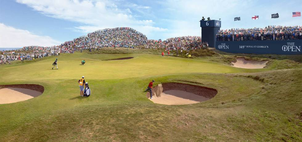Royal st Georges, 149th Open Championship