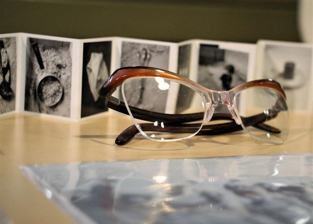 Sonia Boue's exhibition