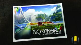 Postal do Rio de Janeiro/Jogos de Verão