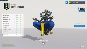 Zanyatta - Boston Uprising