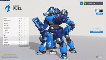 Orisa - Dallas Fuel