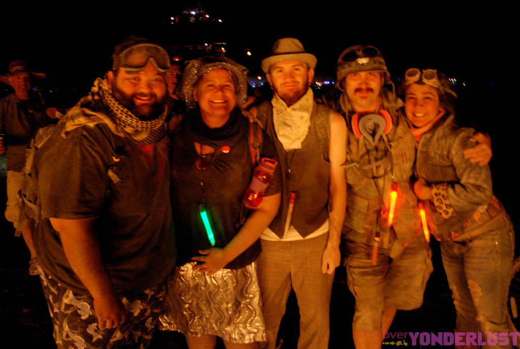 Burning Man Burner friends. <3