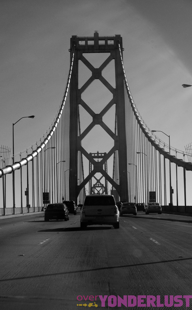 Bay Bridge - San Francisco