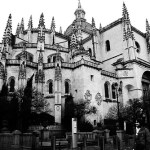 Travel Photography – Segovia Cathedral