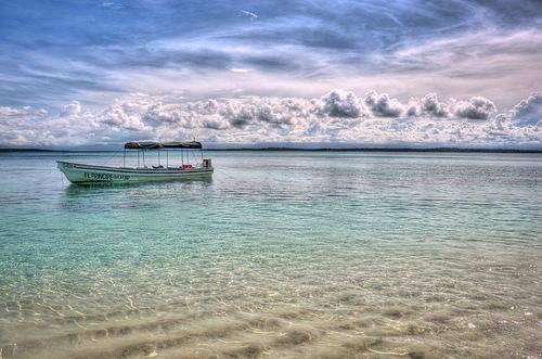 Zapatilla Cay