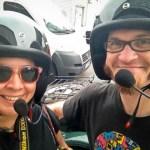 Sittin' Pretty in the Sidecar – Motorbiking around Barcelona Tour