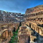 Photo Friday: HDR Colosseum in Rome, Italy