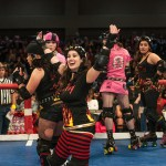 Hometown Tourism: Banked Track Rollerderby with TXRD