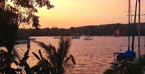 Rio Dulce Sunset
