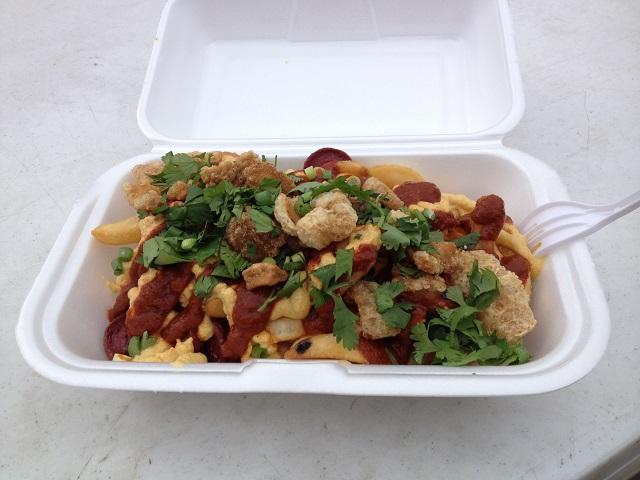 Salchipapas Food Truck