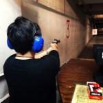 Ladies Night at the Shooting Range